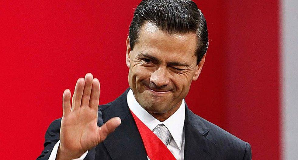 Twitter: Enrique Peña Nieto genera burlas tras mensaje a Premio Nobel de la Paz