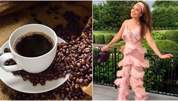 Ministerio de Agricultura promociona el café peruano al estilo de Thalía Challenge (FOTO)