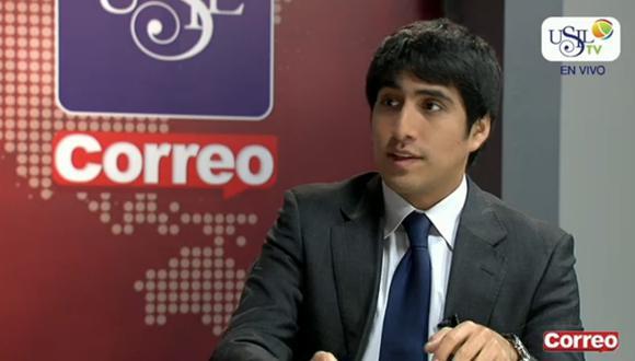 Isaac Vásquez comenta el crecimiento de la economía peruana y el desplome de la BVL