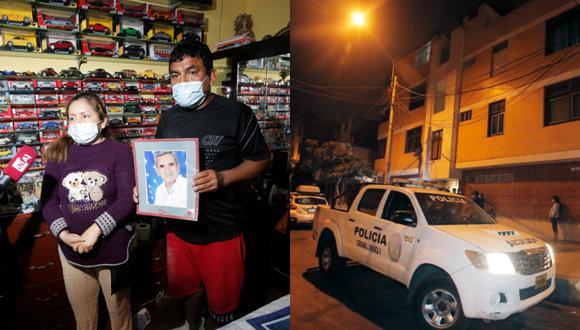 Hombre fue asesinado en su casa y familia sospecha de un inquilino en el Callao (VIDEO). Fotos: César Grados / @photo.gec