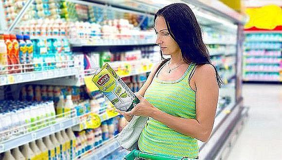 Sepa cómo leer correctamente la etiqueta de un producto