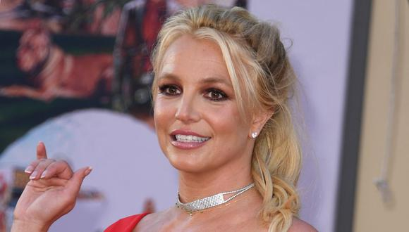 Britney Spears y Sam Asghari se comprometen. (Foto: Valerie Macon / AFP)