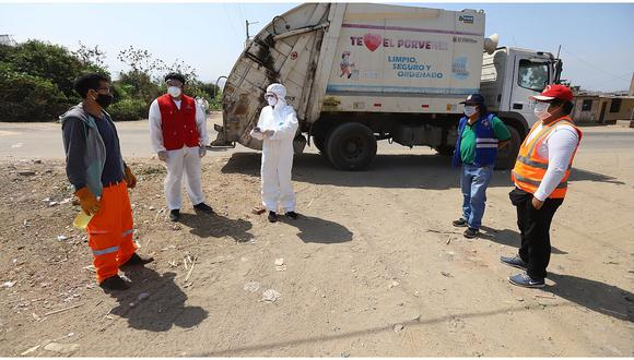 Contraloría plantea mejorar EPP para trabajadores de limpieza pública en El Porvenir