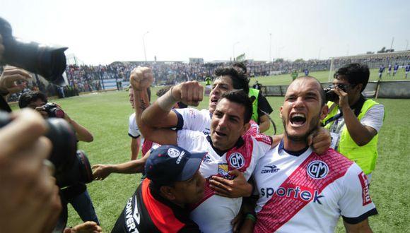 Deportivo Municipal jugará con Unión Huaral este domingo a las 3:00 pm