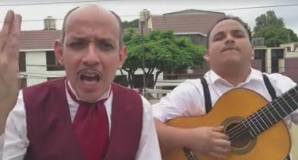 """""""Los Juanelos"""" lanzan un nuevo tema dedicado a Pedro Chávarry (VIDEO)"""