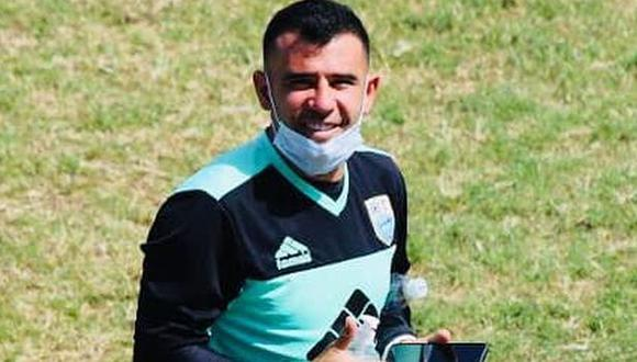 Maxi Velasco jugó en la temporada 2019 por César Vallejo. (Foto: Deportivo Llacuabamba)