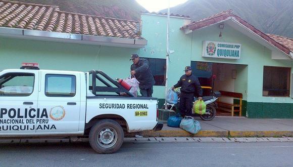 Acusado de violencia familiar se quita la vida dentro de calabozo en Cusco
