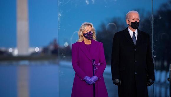 Biden tomará posesión como presidente de Estados Unidos este miércoles en una ceremonia en el Capitolio sin apenas público y bajo estrictas medidas de seguridad. (Foto:  EFE/EPA/SHAWN THEW)
