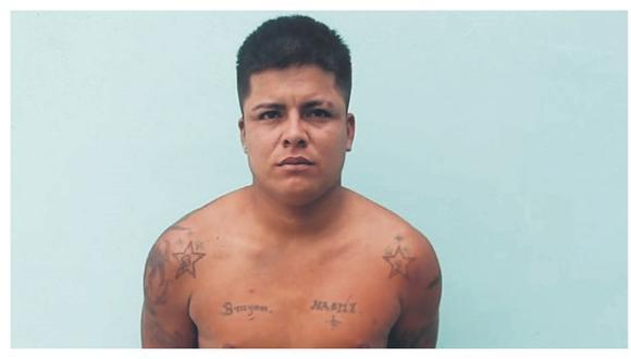 El extranjero Brayian Quinches Jarrín mató a balazos a Marco Aguayo Infante en el año 2013.