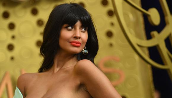 Jameela Jamil se suma al elenco como la villana de la serie de Disney+. (Foto: VALERIE MACON / AFP)