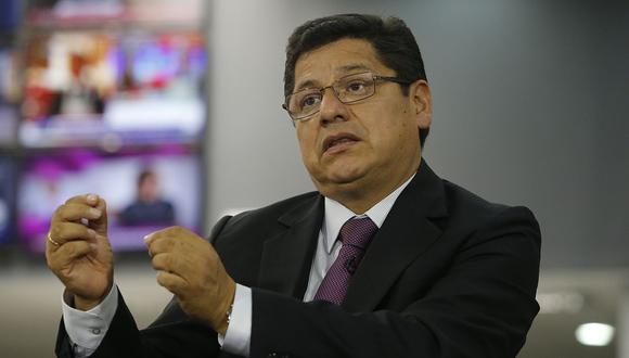 Ministro de Justicia explica que la decisión del presidente Francisco Sagasti es estrictamente constitucional. (Foto: Archivo GEC)