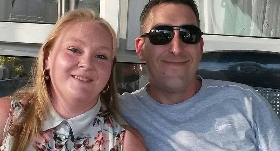 Pareja se casó y 13 horas después novio falleció