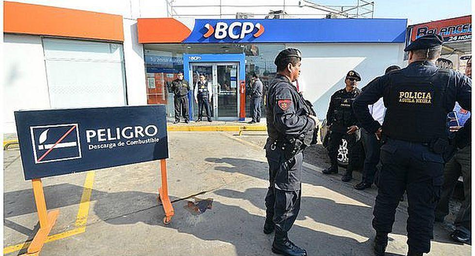 Surco: así fue el violento asalto que sufrieron cambistas (VIDEO)