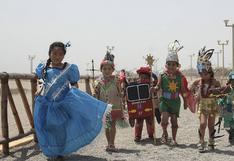 Docentes de Pisco inculcan vocación ambiental en sus alumnos