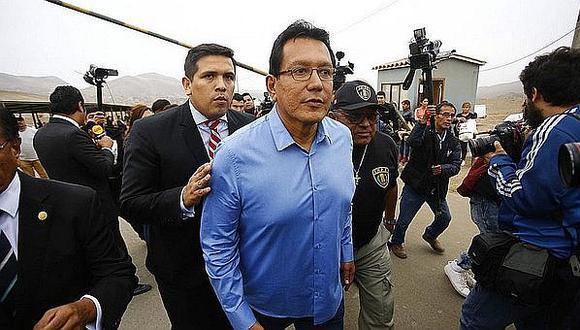 Dictan 5 años de pena privativa de la libertad para Félix Moreno y otros imputados