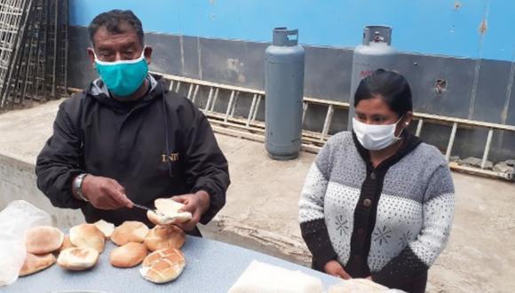 Arequipa: mujer intentó ingresar al penal de Camaná con marihuana oculta en panes (Foto: INPE)