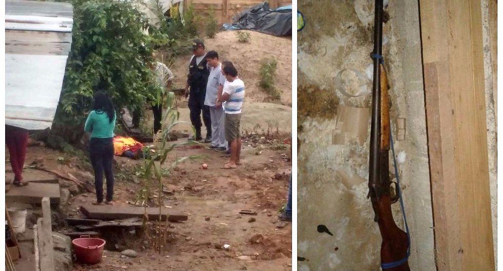 De un disparo con escopeta, adolescente mata a su hermana mayor