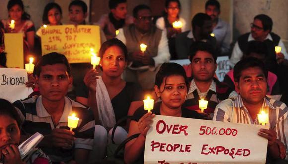 India: Hoy se cumplen 30 años del desastre de Bhopal