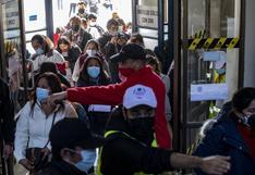 Elecciones Perú 2021: Keiko Fujimori le gana a Pedro Castillo en Chile con un 56.4%