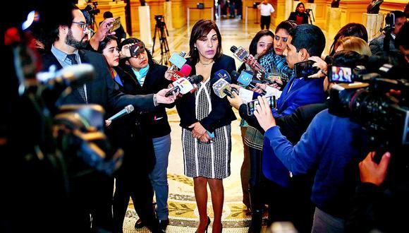 """Milagros Salazar: """"El premier y los ministros deberían haber renunciado"""""""