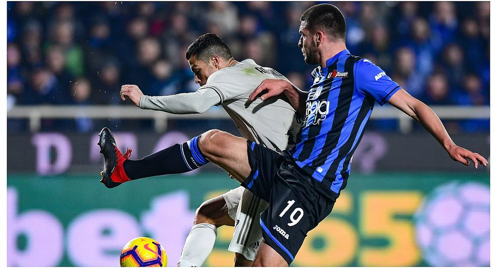 Cristiano Ronaldo: Atalanta goleó y eliminó a Juventus de la Copa Italia (VIDEO)