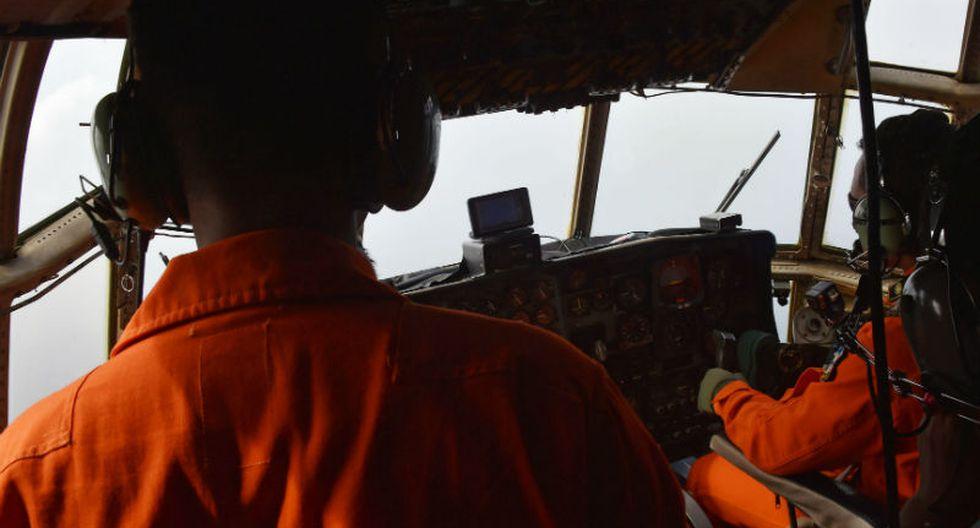 AirAsia: Indonesia solicita de manera formal ayuda a Estados Unidos
