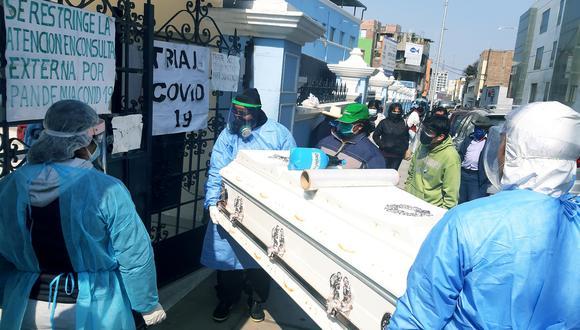 La provincia de Trujillo registra 48,889 casos de coronavirus y 3,352 víctimas mortales. (Foto: Lizette Ramírez)