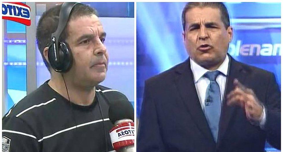Gonzalo Núñez anunció su retiro de América TV tras 20 años al aire (VIDEO)
