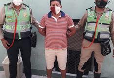 Taxista sin licencia intenta coimear a policía