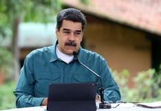 """Maduro dice que está """"listo"""" para ir a negociar con la oposición a México"""