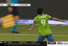 Con golazo de larga distancia: Raúl Ruidíaz selló victoria de Sounders contra Austin FC en la MLS (VIDEO)