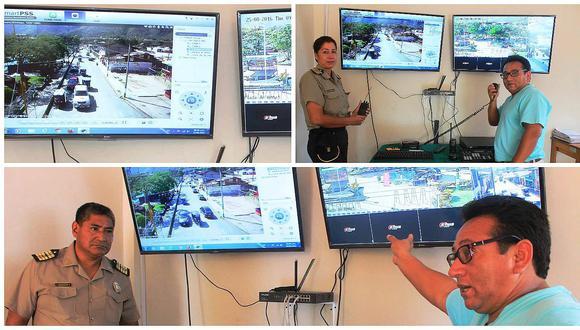Implementan cámaras de vigilancia para cuidar calles de San Ramón