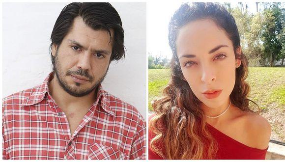 Pietro Sibille defiende a Andrea Luna tras recibir comentarios groseros por portada de obra de teatro (FOTOS)