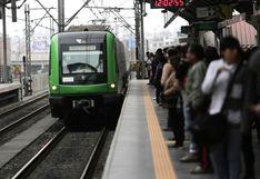 Perro sin hogar cae a rieles del Metro de Lima y tren eléctrico lo arrolla tras esperar 30 minutos
