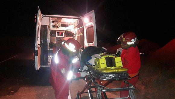 Ilo: Joven se encuentra grave tras ser atropellado por vehículo que fugó