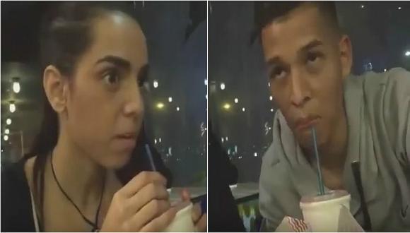 Jóvenes comparten su reacción en YouTube tras tomar chicha morada (VIDEO)
