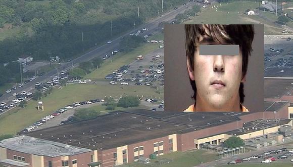 Tiroteo en secundaria de Texas deja 10 muertos (VIDEO y FOTOS)