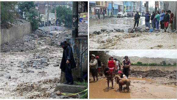 COEN: sube a 90 la cifra de fallecidos por lluvias, huaicos e inundaciones