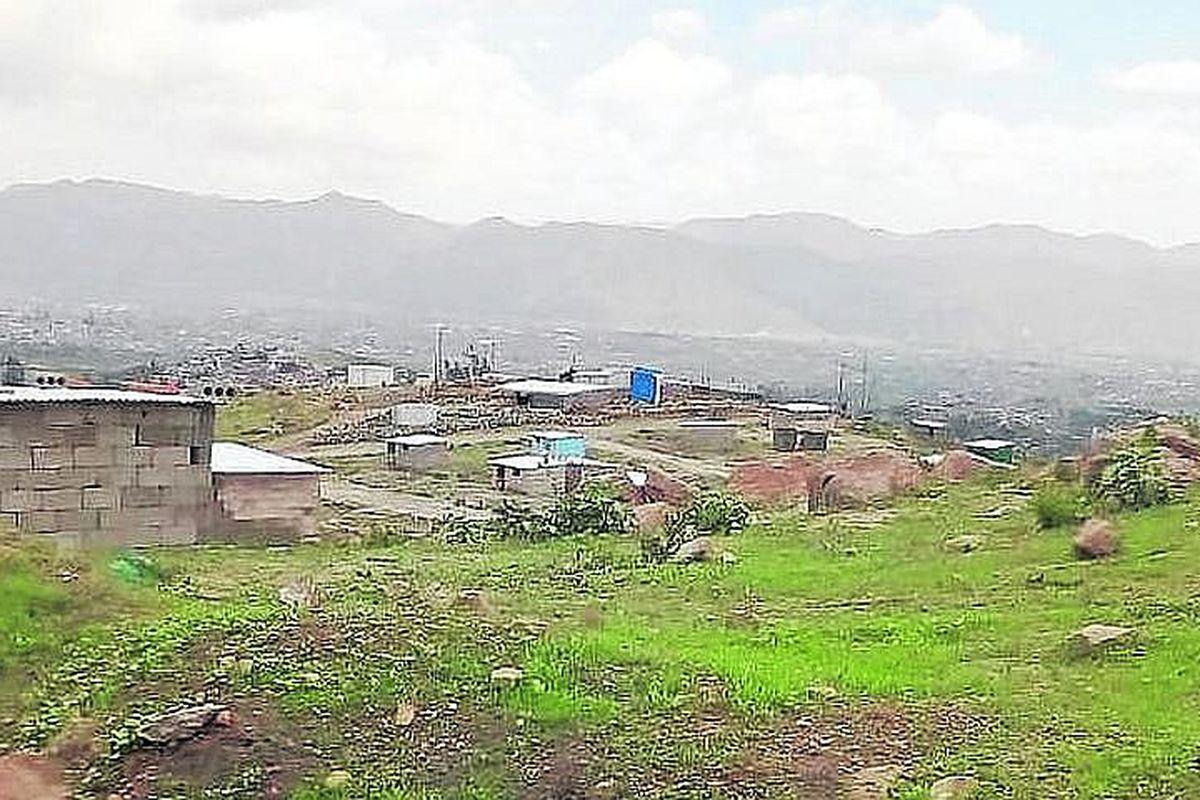 Vecinos de El Cebollar piden atención de la comuna de Paucarpata ...