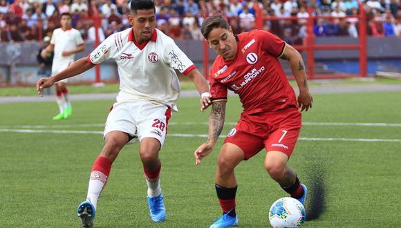 Universitario de Deportes empató 1-1 con UTC en Cajamarca (VIDEO)