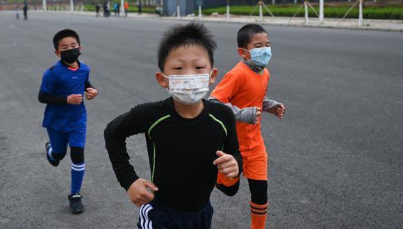 (Foto: WANG ZHAO / AFP)