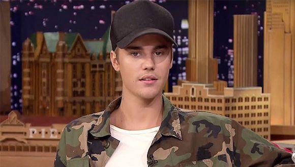 Justin Bieber aprende a bailar merengue al ritmo del culiquitaca