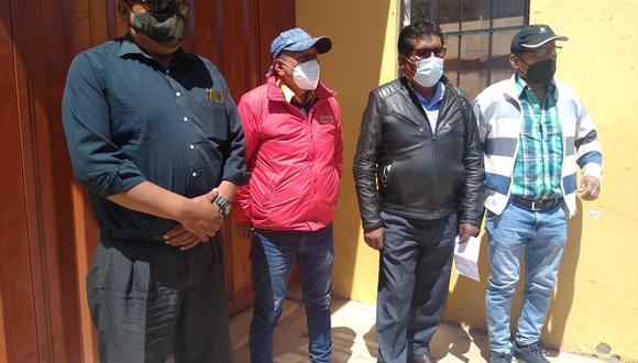 El 24 de octubre se conformó el comité de revocatoria, hasta el momento renunciaron 3 de ellos. (Foto: Feliciano Gutiérrez)
