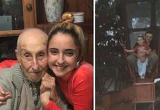 Conoce a la adolescente argentina de 16 años que es una experta conductora de tractores