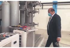 """Walter Rivera: """"Planta de oxígeno del Gobierno Regional de Tumbes sería de segunda"""""""