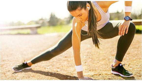 Tips para  disminuir el dolor al terminar tu entrenamiento  (VIDEO)