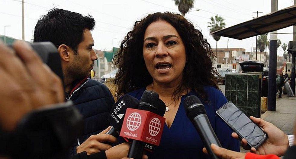 Cecilia Chacón: Nuevo presidente del Congreso deberá defender la institución con la razón, no con el hígado