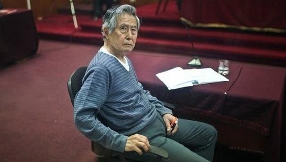 Alberto Fujimori cumple una condena de 25 años de prisión por violaciones a los derechos humanos. (Foto: GEC)