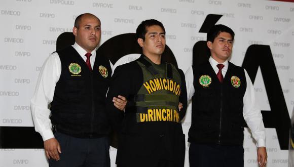 Marco Arenas rendirá su instructiva por asesinato de su madre el 17 de diciembre