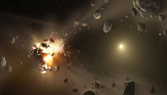 Asteroide pasará por la Tierra a inicios de marzo